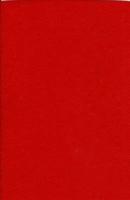 12274-7411 Synthetisch Vilt Red 1mm H&C Fun 20x30cm/5 stuks