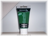Reeves acrylverf Grass Green 8340440
