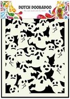 Dutch Doobadoo Mask Art Stencil 470.715.044 Ghosts
