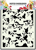 Dutch Doobadoo Mask Art Stencil 470.715.044 Ghosts