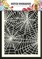 Dutch Doobadoo Mask Art Stencil 470.715.011 Spiderweb