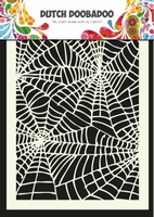 Dutch Doobadoo Mask Art Stencil 470.715.011 Spiderweb