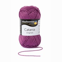 Catania SMC katoen 240 Paarse Hyacinth  50gram