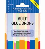 Multi Glue Drops 2mm-130stuks JeJe3.3152