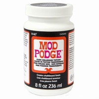 Mod Podge CS25262 Clear Chalkboard Topcoat 236ml/8oz