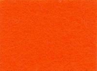 Viltlapje oranje Make Me 112500-0135 OP=OP  30x20CM 1mm dik
