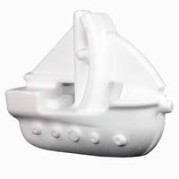 Styropor Galjoen-Boot 17cm hg298-3
