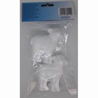 Styropor Lammetjes 2 stuks DH601110-610900 (zachte kwaliteit