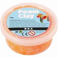 Foam Clay Creotime78928 Neon oranje