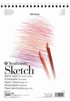 Strathmore 25594 Sketchpad A4 100vel 74grams papier