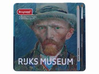 Bruynzeel Holl. meest. 24 aquarelpotloden 5701M24