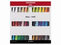 Amsterdam stardard acrylverf set 36x20ml 17820436 AANBIEDING