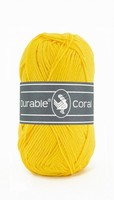 Durable Coral katoen 2180 Bright-yellow