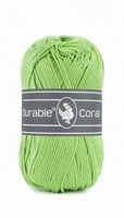Durable Coral haakkatoen 2155 Apple-green