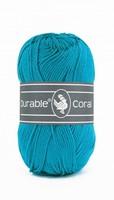 Durable Coral haakkatoen  371 Turquoise