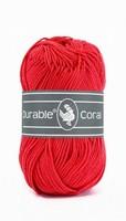 Durable Coral haakkatoen  316 Red