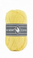 Durable Coral haakkatoen  309 Light-yellow