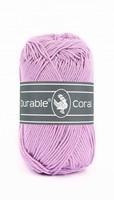 Durable Coral haakkatoen  261 Lilac