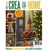 Powertex Crea@Home nr.4, Kerst A4 Tijdschrift