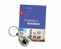 Boek Einbetten in Kunstharz, Klauw-P.Luhrs (Duitstalig)
