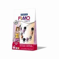 Fimo soft DIY sieraden set 8025-07 Koraal