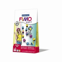 Fimo soft DIY sieraden set 8025-06 Cubes