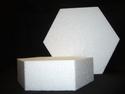 Taartvorm zeshoek 30cm dikte 7cm