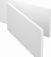 Styropor plaat 2cm dik 45x45cm