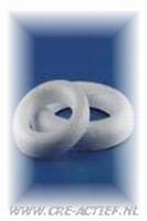 Styropor ring half plat 15cm