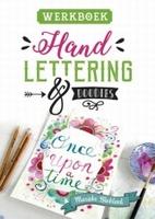 Handlettering & Doodles Werkboek, Marieke Blokland paperback