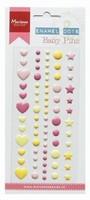 Marianne Design Enamel dots PL4512 Baby Pink