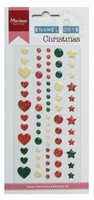 Marianne Design Enamel dots PL4509 Christmas