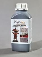 Powertex Zwart 0,5 liter 0211