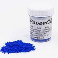Pavercolor blauw art. 10