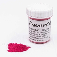 Pavercolor cyclaam rood art. 20 40 ml