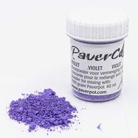 Pavercolor violet art. 24 30 ml