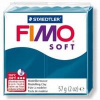 Fimo Soft 31 Calypso Blauw NIEUW 57 gram