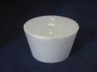 Styropor cupcake boven 7cm, onder 5cm, dikte 4cm