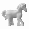 Styropor Paardje/pony (BOV)