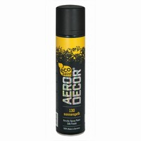 Aero Decor ECO Acrylic spray paint 130 Zonnegeel 400ml