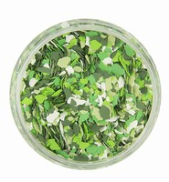 Styroscrub grof mix Groen 9911