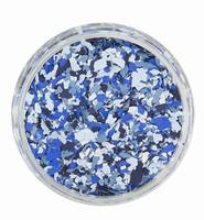 Styroscrub grof Mix Blauw 9915