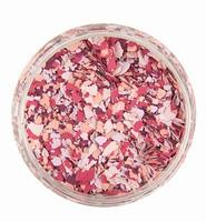 Styroscrub grof Mix Roze 9917
