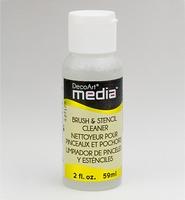 DecoArt Media Brush&Stencil Cleaner DMM13