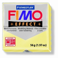 Fimo soft effect pastel 105 Vanille