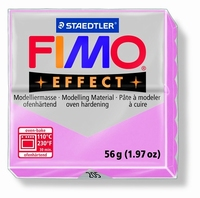 Fimo soft effect pastel 205 Licht Rose