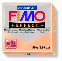 Fimo soft effect pastel 405 Perzik 56 gram