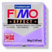 Fimo soft effect pastel 605 Lila 56 gram
