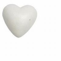 Styropor hart 5cm/8stuks vlakke achterkant RICO08797.10.60 5cm/8stuks half