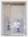 Paper reliefdecoration 30x50cm